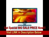 [BEST PRICE] Philips 46PFL7705DV/F7 46-Inch 120 Hz LED TV with Philips MediaConnect, Black