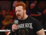 Catch Attack WWE Raw - Combats du 01/12/2012 (partie 2/3)
