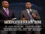 SACRIFICATEUR SUR SON TRONE (Enseignement Biblique) www.hosannaforce.org