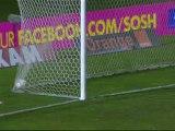 But Yoan GOUFFRAN (47ème) - Girondins de Bordeaux - FC Sochaux-Montbéliard (2-2) - saison 2012/2013