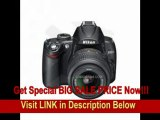[SPECIAL DISCOUNT] Nikon D5000 DX-Format 12.3 Megapixel Digital SLR Camera Kit - Refurbished - by Nikon U.S.A. with Nikon 18mm - 55mm f/3.5-5.6G AF-S DX (VR) Vibration Reduction Wide Angle Autofocus Zoom Lens, - Refurbi