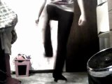 micheal jackson dance move! ::)