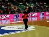 Bourges Basket - Nantes Rezé, LFB 2012/2013