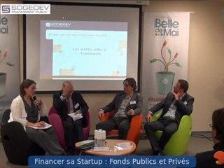 Conférence Belle de Mai Financer Sa Startup