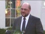 Le président du Parlement européen en faveur du libre-échange entre l'UE et les USA — Euronews