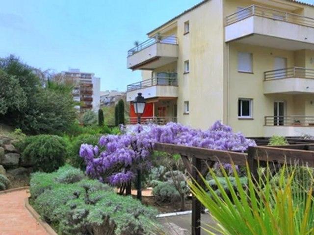 Appartement à vendre 4 pièces Juan Les Pins Vilmorin -  avec parc piscine terrasse - 90 m²