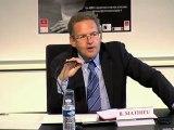 propos introductifs, Bertrand Mathieu, Président de l'Association Française de Droit Constitutionnel, Professeur à l'Ecole de Droit de la Sorbonne