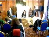Logement : Duflot appelle à la solidarité de l'Eglise pour aider les plus démunis