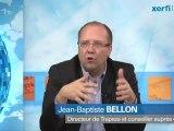 Xerfi Canal Jean-Baptiste Bellon La bourse et la vie des PME à Paris