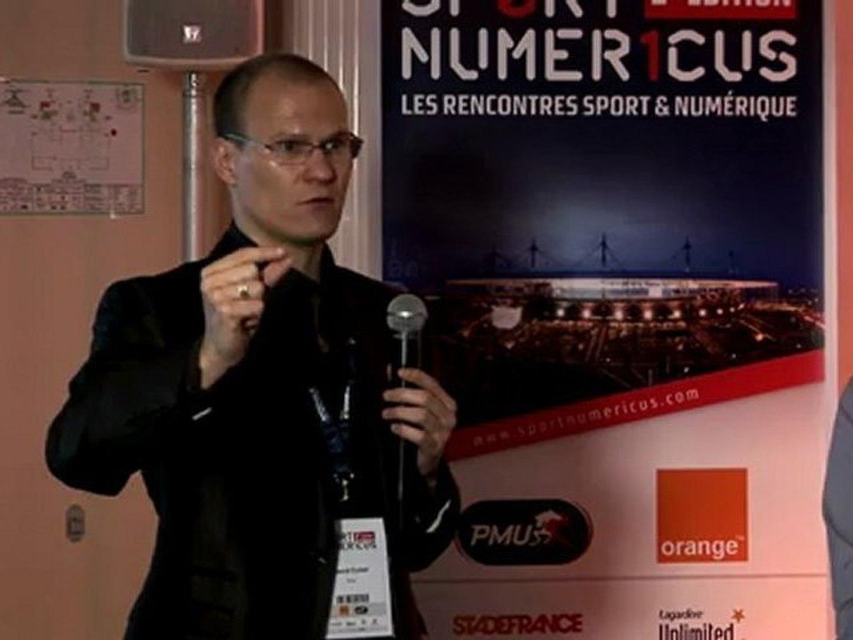 Atelier Sport Numericus - Opta Sport