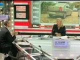 30/11 BFM : Le Grand Journal d'Hedwige Chevrillon - Jean-Vincent Placé et Arnaud Deboeuf 3/4