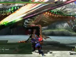 Monster Hunter 3 Ultimate- Trailer 12/2012 de Monster Hunter 3 Ultimate