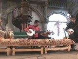 Concert de musique traditionnelle de l'Inde du Nord