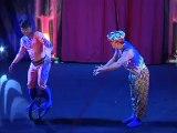 Le Shanghai-circus show en vidéo !