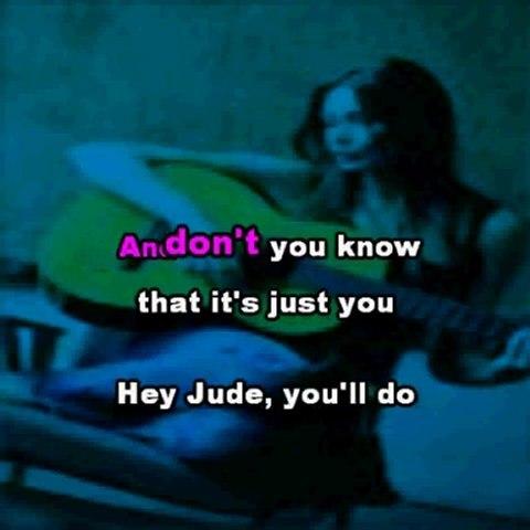 Hey Jude - the Beatles (Instrumental) - Yousingkaraoke
