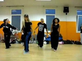 Laure Courtellemont - Ragga Jam Family Dancin