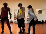 Laure courtellemont - dancehall class juste debout school