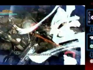 Gameplay Trailer de Metal Gear Rising : Revengeance