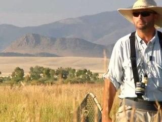 Fliegenfischen mit Todd Moen - Abenteuer in Montana 1