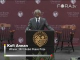 The Iraq War: Kofi Annan on the UN's Difficult Decision