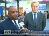 Réactions des participants au Gabon Investment Forum de Londres