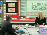 03/12 BFM : Le Grand Journal d'Hedwige Chevrillon - Alain Madelin et Jean-François Roubaud 2/4