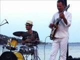 TRIO BRESILIEN : guitariste, batteur, chanteur Var