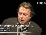 Christopher Hitchens Recalls Mass Graves In Iraq