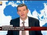 L'EPR de Flamanville va encore coûter 2,5 milliards d'eurs de plus que prévu