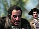 Assassin's Creed 3 é aula sobre Revolução Americana