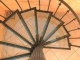 ESCALIERS DECORS - Escalier Verre - Passerelle verre - rampe verre