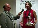 Juliette KOPP - Prix de la Performance commerciale Rhône-Alpes 2012