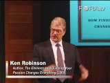 Sir Ken Robinson: Humanity Flourishes on Fertile Ground