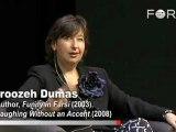 Firoozeh Dumas  Media Portrayal of Muslims Very Narrow