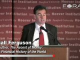 Niall Ferguson: Credit Crisis is Worse For Everyone Else