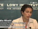 Lydia Khalil Explains the Two Types of Iraqi Insurgencies