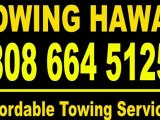 Towing Pearl City | 808-664-5125 | Pearl City Towing Services