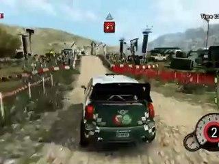 Rally Guanajuato Mexico de WRC 3