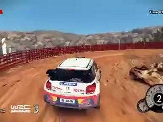 Rally de Portugal de WRC 3