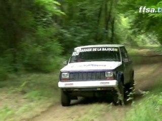Rallye gers armagnac 2018