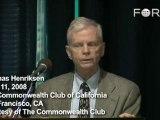 Thomas Henriksen on Successful US-Backed Democracy