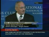 Rev Jeremiah Wright's Relationship with Louis Farrakhan