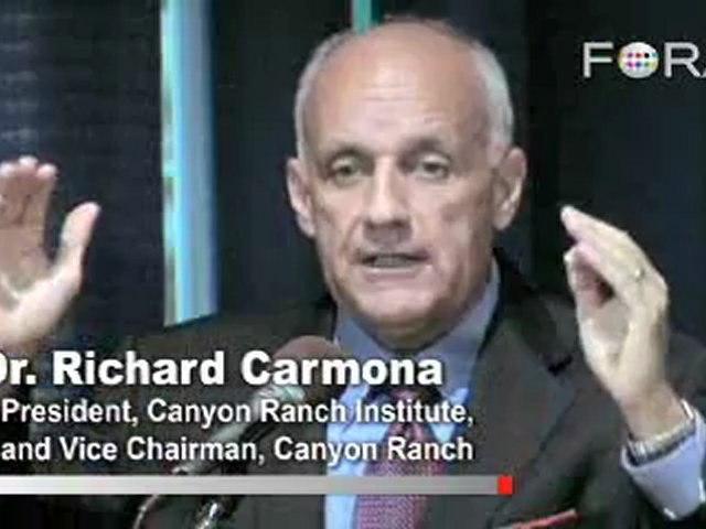 Dr. Richard Carmona on the Obesity Epidemic