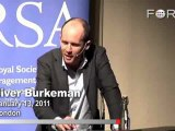 Oliver Burkeman: How to Lead a Slightly Happier Life