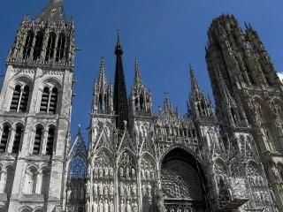 Une journée à Rouen