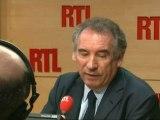 """François Bayrou, président du MoDem"""", réagit dans """"RTL Midi"""""""