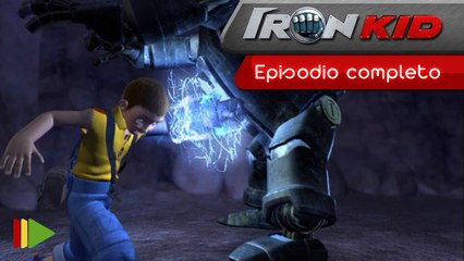 Iron Kid - 01 - El puño legendario