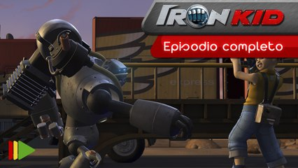Iron Kid - 04 - La fuerza no lo es todo