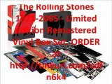 The Rolling Stones 1971-2005 Limited Edition Remastered Vinyl Box Set