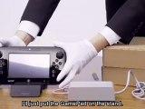 Console Nintendo Wii U - Bande-annonce #16 - Déballage du Pack Premium Wii U (Nintendo Direct)